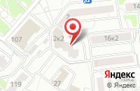 Схема проезда до компании Фрунзенский районный суд в Ярославле
