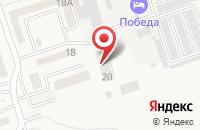 Схема проезда до компании Скиф в Аксае