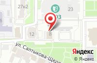 Схема проезда до компании Прокуратура Кировского района в Ярославле