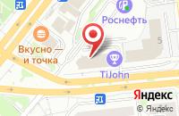 Схема проезда до компании Шалаш в Ярославле