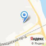 ЯрСтальПласт на карте Ярославля