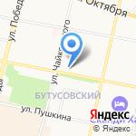 Арт Технологии на карте Ярославля