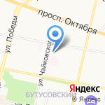 СМИТ-Ярцево на карте Ярославля