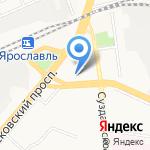СпецКлимат на карте Ярославля