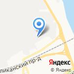Александр Невский на карте Ярославля