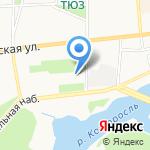 Нефтересурс на карте Ярославля