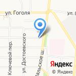 Сигма-Сервис на карте Ярославля
