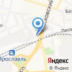 Народный завод теплиц на карте Ярославля
