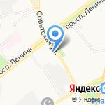 Lounge Studio на карте Ярославля