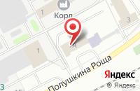 Схема проезда до компании Инфо Финанс в Ярославле