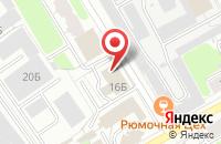 Схема проезда до компании Softline в Ярославле
