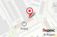 Схема проезда до компании Ярком в Ярославле