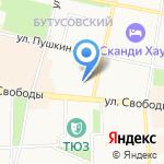 New look на карте Ярославля