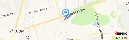 Профессионал НОУ на карте Аксая