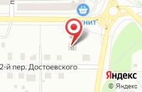 Схема проезда до компании На троих в Ярославле
