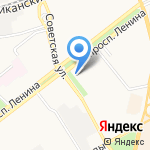 Оптика для Вас на карте Ярославля