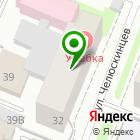 Местоположение компании Estetica