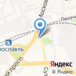 Транссвязьавтоматика на карте Ярославля