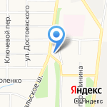 Techno гарант SM на карте Ярославля