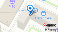 Компания ИЮЛЬ на карте