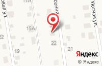Схема проезда до компании Виктория-Парк в Полково