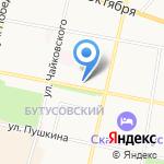 GEOX на карте Ярославля