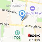 Excellence на карте Ярославля