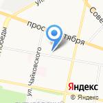 МВД России на карте Ярославля
