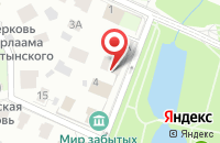 Схема проезда до компании Советская аптека в Подольске