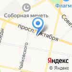 Управление Федеральной службы судебных приставов по Ярославской области на карте Ярославля