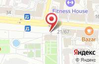 Схема проезда до компании Связной в Ярославле