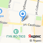 Титул Собственности на карте Ярославля