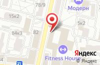 Схема проезда до компании Полиграф в Ярославле