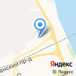 1 отряд ФПС по Ярославской области на карте Ярославля