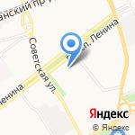 Городской центр технического творчества на карте Ярославля