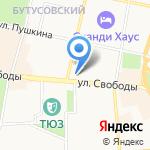 Милый дом на карте Ярославля