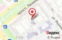 Схема проезда до компании Городской центр детского и юношеского технического творчества в Ярославле