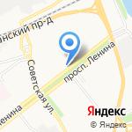 АППИ на карте Ярославля