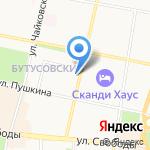 Ремикс-универсал на карте Ярославля