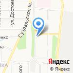 Профессионал на карте Ярославля