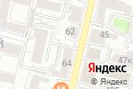 Схема проезда до компании Волга-центр в Ярославле