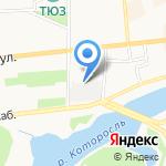 ПолиАрт на карте Ярославля
