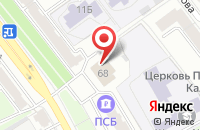 Схема проезда до компании Государственный архив Ярославской области в Ярославле