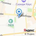 Арт-Мед на карте Ярославля