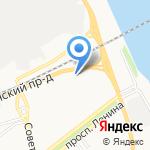 Спарта на карте Ярославля
