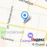 BeerBank на карте Ярославля