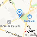 ReCom на карте Ярославля