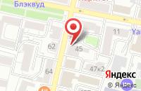 Схема проезда до компании Электронные Бизнес Технологии в Ярославле