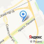 Арт-проект на карте Ярославля