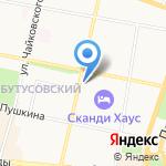 Модное место на карте Ярославля